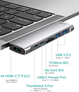 Excuty usb-hub mac